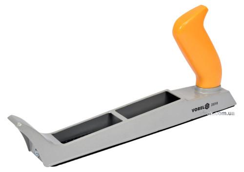 Рашпиль для гіпсокартону VOREL 250 х 40 мм металевий корпус