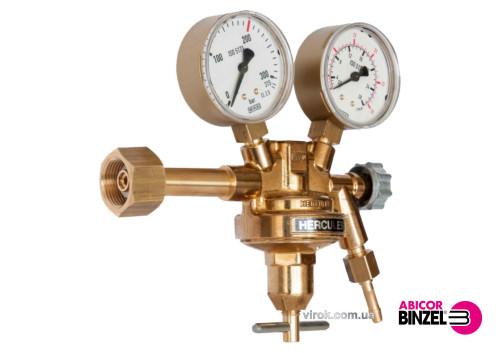 Редуктор ABICOR BINZEL : газ- CO2/Argon, пропускна здатність- 40 м³/год, роб. тиск- 3 МПа