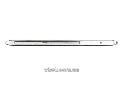 Важіль для шиномонтажу YATO 500 мм