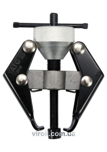 Знімач склоочисників авто і акумуляторних клем YATO 2- лапковий; Ø= 5-30 мм