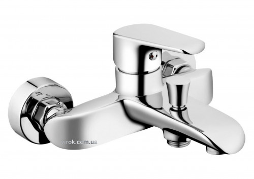 """Змішувач для води тип """"Alicante"""" настінний (ванна) FALA, хромований"""