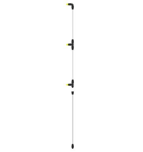 Штанга з 3 форсунками вертикальна MAROLEX : 60 см (hobby,profession,pp+,titan,movi,x-line) L007.101