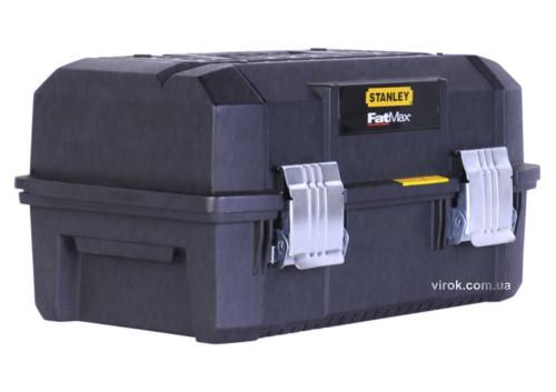 """Ящик для інструменту, вологотривкий STANLEY """"FatMax Cantilever"""" 45.7х 31х 23.6 см"""