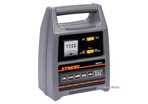 Зарядний пристрій для акумуляторів STHOR 82544