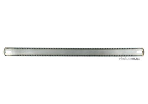 Полотно по металу двостороннє TM VIROK 300x25x0,6 мм, для ножівки, уп. 72 шт.