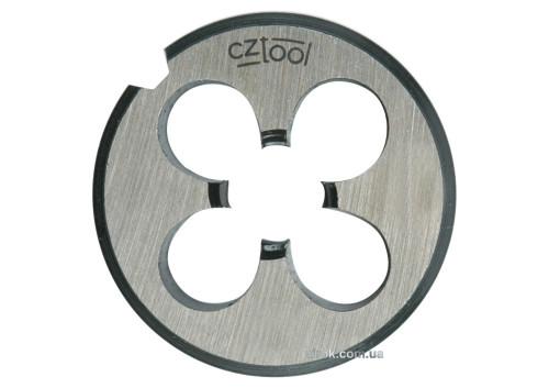 Плашка VOREL М3 х 0.5 мм 25 г
