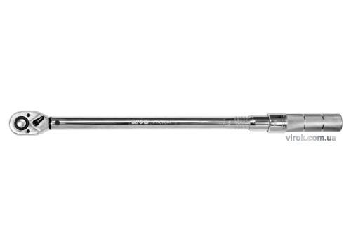 "Ключ динамометричний YATO 1/2"" 65-335 Нм 518-540 мм"