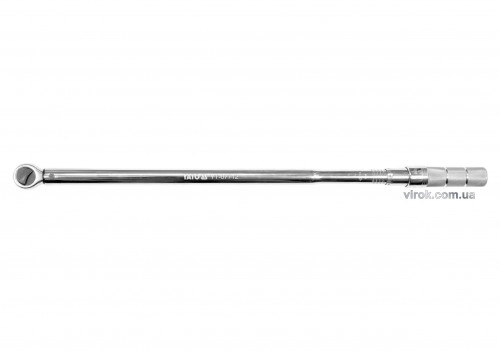"Ключ динамометричний YATO 3/4"" 80-400 Нм 676-697 мм"