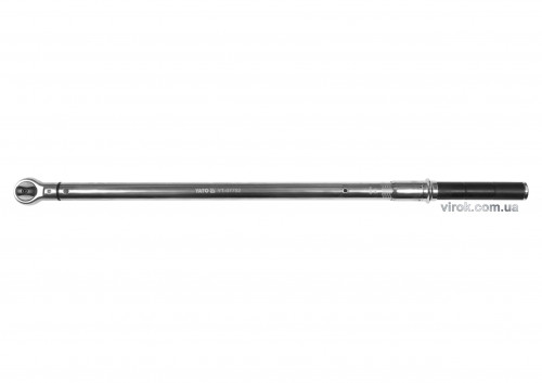 "Ключ динамометричний YATO 3/4"" 160-800 Нм 1030-1050 мм"