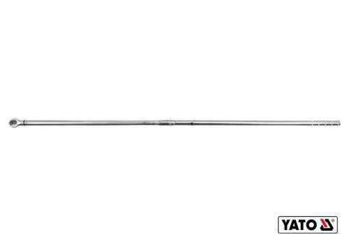"Ключ динамометричний YATO 1"" 300-1500 Нм 2160-2190 мм"