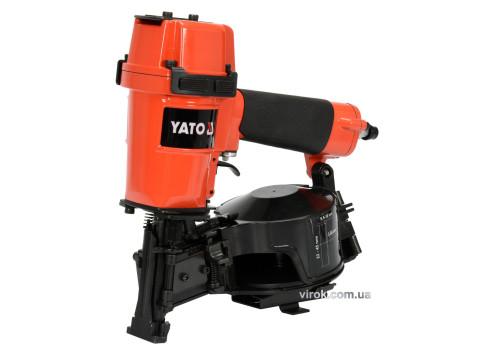 Цвяхозабивний пневматичний пістолет YATO YT-09211