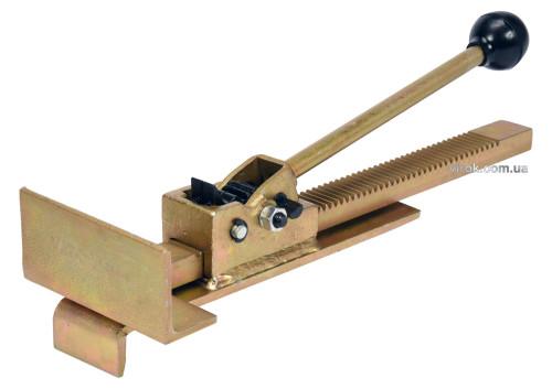 Струбцина для укладання паркету і ламінату YATO з діапазоном 420 мм