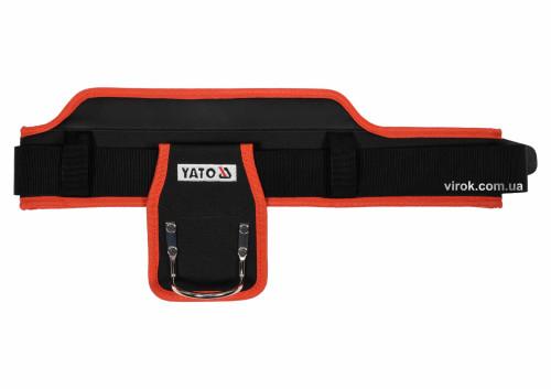 Пояс для інструментів з тримачем для молотка YATO