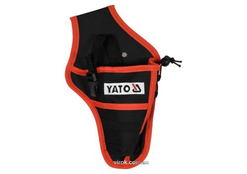 Кобура на пояс для дриля і шуруповерта YATO