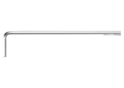 Ключ шестигранний Г-подібний YATO HEX 2 x 16 х 83 мм
