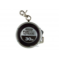"""Рулетка з автозмотуванням STANLEY """"FatMax Self Retract"""" 30 м х 9.5 мм"""