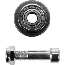 Ролик відрізний для плиткоріза VOREL : Ø-22х 6х 6 мм з кріпильним прогоничем