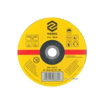 Диск відрізний по металу VOREL 180 х 2.5 х 22 мм