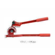 """Трубогин міні 2-ручний YATO для алюм. і мідних труб Ø= 1/4"""", 5/16"""", 3/8"""" під кут 0- 180° [20]"""