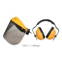 Навушники VOREL протишумні для захисту з сітчатою маскою