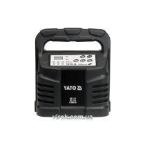 Зарядний прилад YATO 12V 15А 6-200Ah [8]