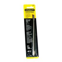 """Пилочки для ручного лобзика STANLEY 0-15-106, l= 160 мм, 15 зуб/1""""; 4 шт."""