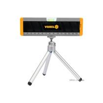 Рівень міні лазерний VOREL на штативі 17 см