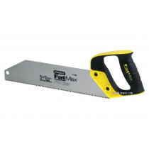 "Ножівка для ПВХ STANLEY ""FatMax"" 300 мм 11 TPI"