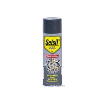 Спрей багатоцільовий для змазки, захисту та очистки поверхонь SELSIL 200 мл