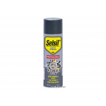 Спрей багатоцільовий  для змазки, захисту та очистки поверхонь SELSIL 400 мл