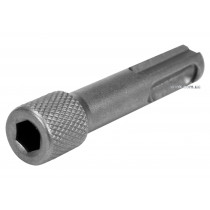 "Адаптер для насадок викруткових VOREL SDS+ - 1/4"" (6.3 мм) 60 мм"