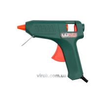 Пістолет VOREL термоклейовий LUND електромереж. 12 (72) Вт для стержнів Ø=11 мм