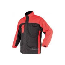 Куртка робоча утеплена YATO DORRA  поліестерова з фліс-підкладкою, розмір XXL
