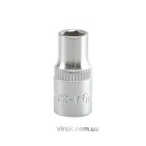 "Головка торцева шестигранна YATO 1/4"" М6 х 25 мм"