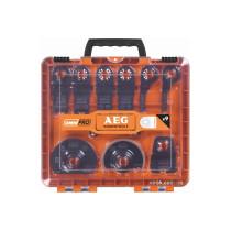 Набір насадок для реноваторів OMNI AEG 9 шт в футлярі (4932430314)
