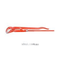 """Ключ трубний VOREL 2"""", 45° з карбонової сталі"""