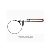 Ключ до оливного фільтру YATO Ø= 95-111 мм [12/48]