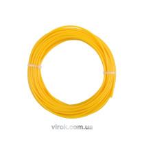 Жилка для тримера кругла VOREL 1,6ммх10м