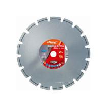 Диск алмазний CLIPPER CLA BET+ASP універсальний для асфальту і бетону Ø=600x25.4 мм