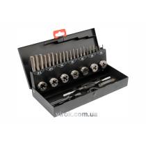 Набір мітчиків і плашок YATO М3-М12 32 шт