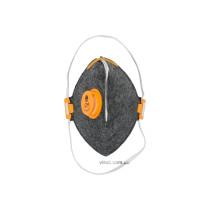 Маска респіраторна VOREL протиаерозольна з фільтрованим клапаном