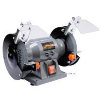 Точильний верстат STHOR з двома дисками 125 мм 120 Вт 2950 об/хв