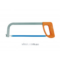 Ножівка по металу VOREL з пластиковою ручкою 300 мм