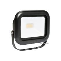 Прожектор SMD LED діодний мережевий 230 В VOREL 20 Вт 1600 lm 6000 К з кріпильною скобою