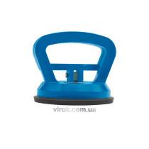 Присоска для скла одинарна VOREL 115 мм 40 кг