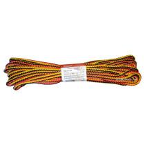 """Мотузка господарська """"Веселка"""" TM VIROK, 5мм Х 10 м, р/н=65кгс, поліпропіленова, з серцевиною"""