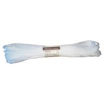 Мотузка господарська Тип 10 TM VIROK, 5мм Х 10 м, р/н=93кгс, поліпропіленова, з серцевиною, біла