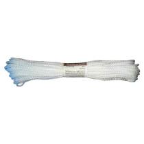 Мотузка господарська Тип 3 TM VIROK, 4мм Х 20 м, р/н=53кгсм, поліпропіленова, без серцевин, біла