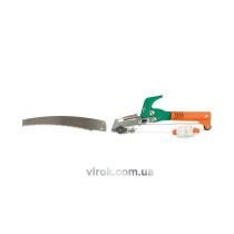 Сучкоріз штанговий з ножівкою YATO 330 мм