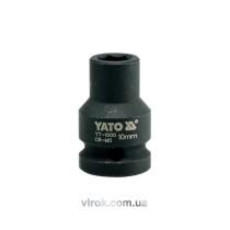 "Головка торцева ударна шестигранна YATO 1/2"" М10 х 39 мм"